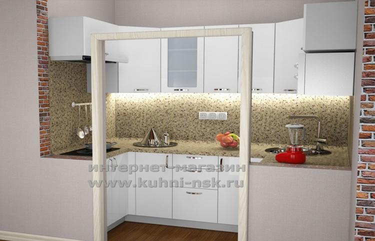 идеи кухни для студии 39м2 планировка дискус