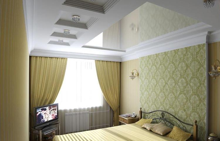 дизайн спальни в хрущевке или лучше меньше да лучше